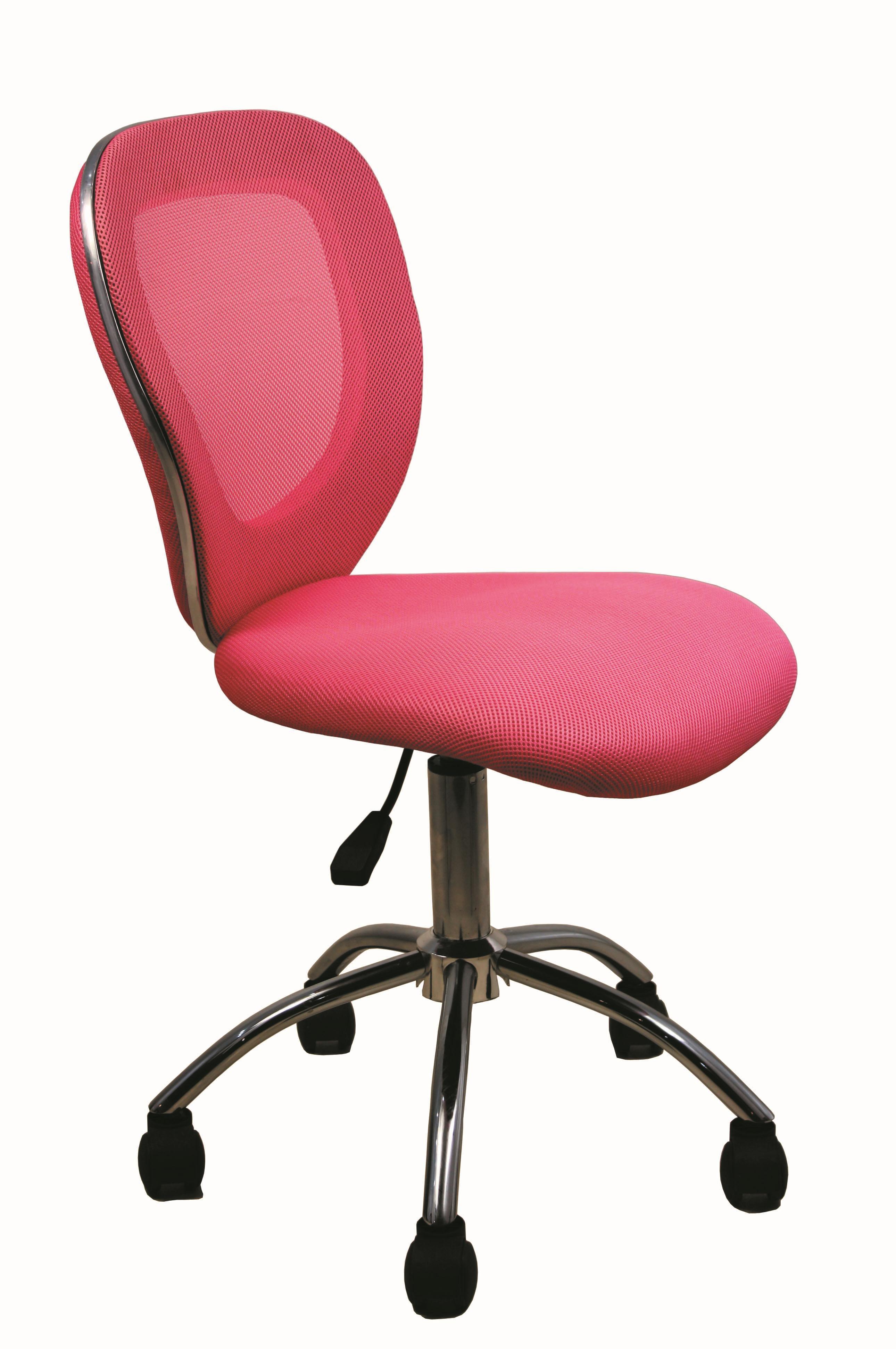 Merveilleux Pink Kids Desk Chair