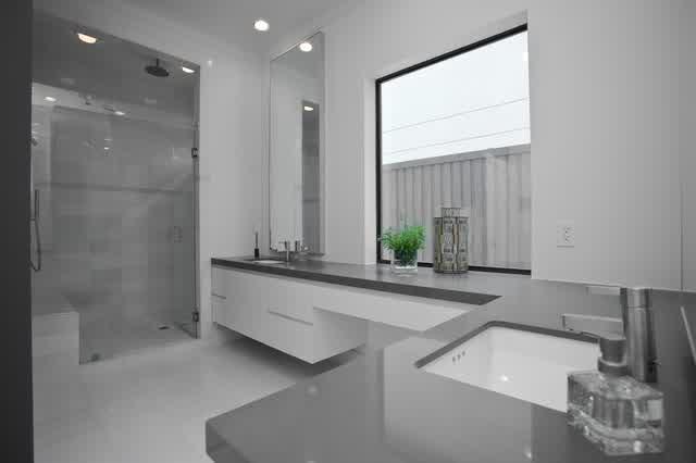 Grey Quartz Countertops For Kitchens Homesfeed