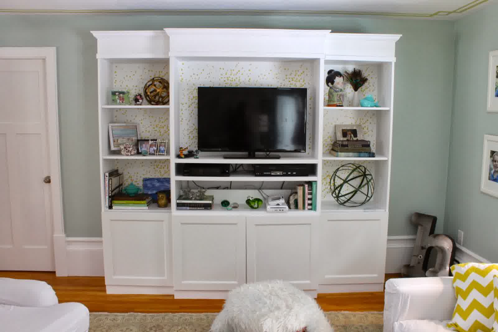 Entertainment centers ikea designs and photos homesfeed for Entertainment cabinets ikea
