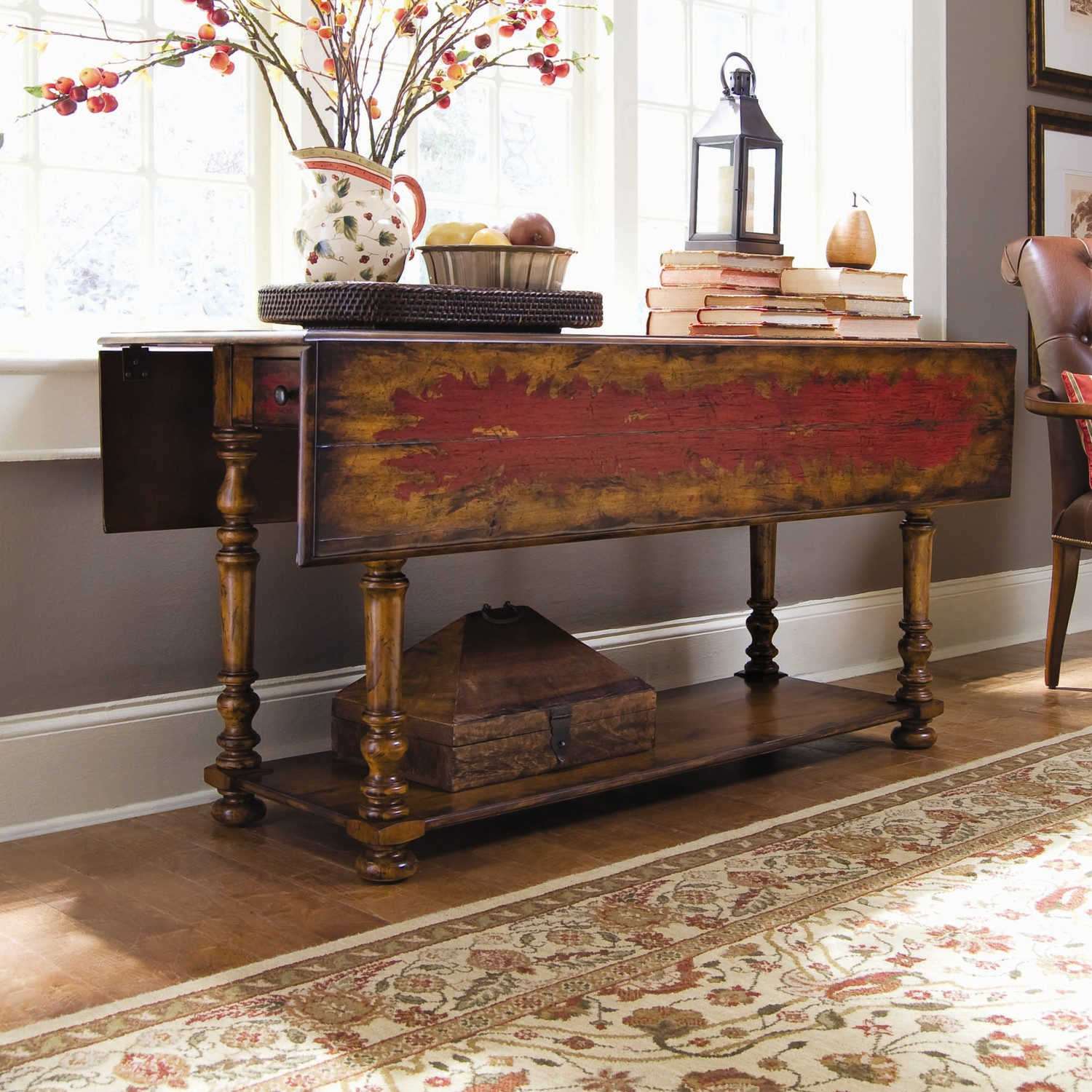 Drop Leaf Sofa Table or Space Effective Do You Need