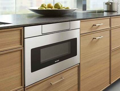 microwave shelf under cabinet recommended microwave drawers for your kitchen homesfeed 23315
