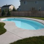 Simple Fiberglass Swimming Pools