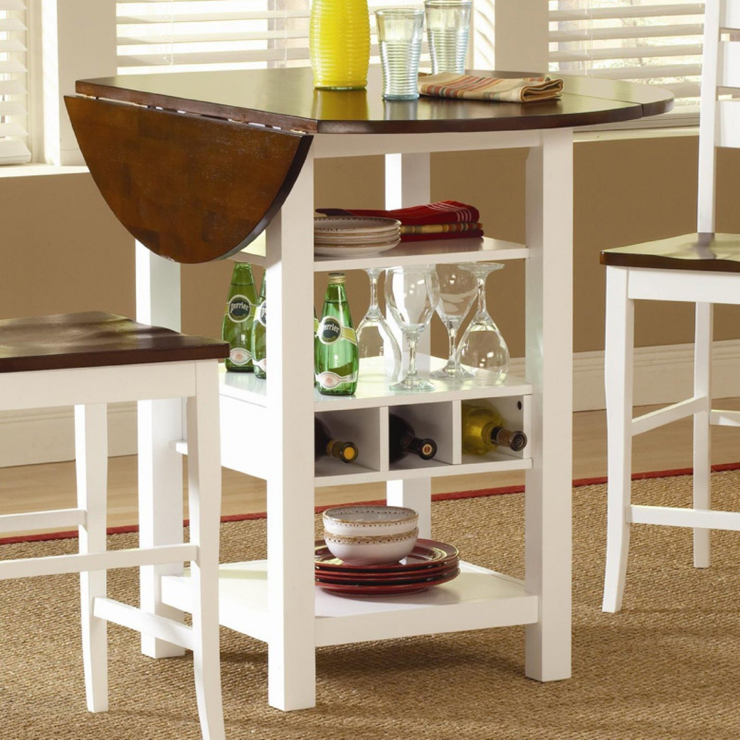 Drop Leaf Tables for Small Spaces | HomesFeed