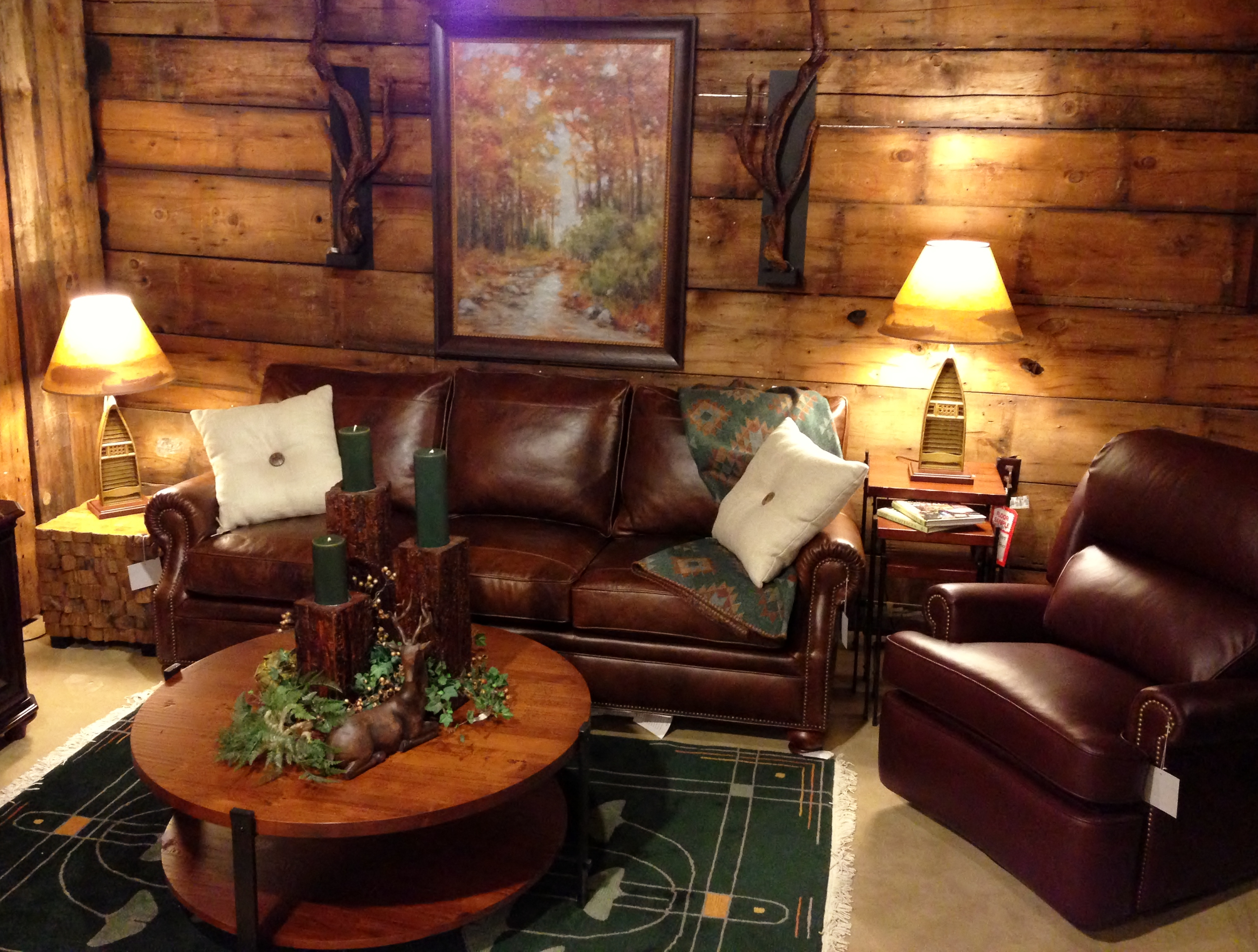 rustic living room ideas – homesfeed