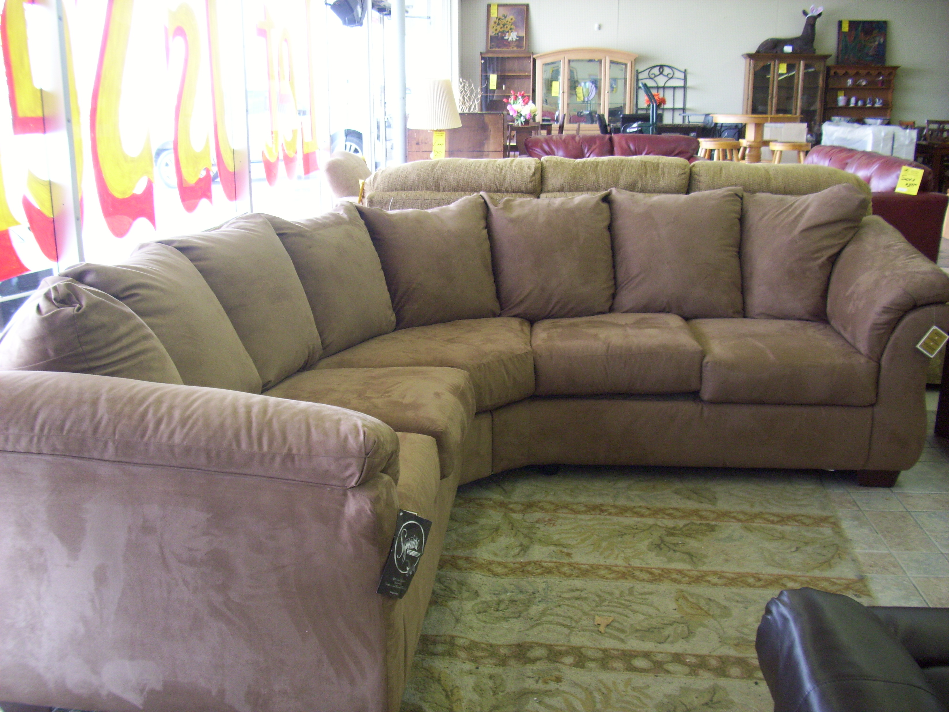 U Shaped Sectional With Chaise Design Homesfeed