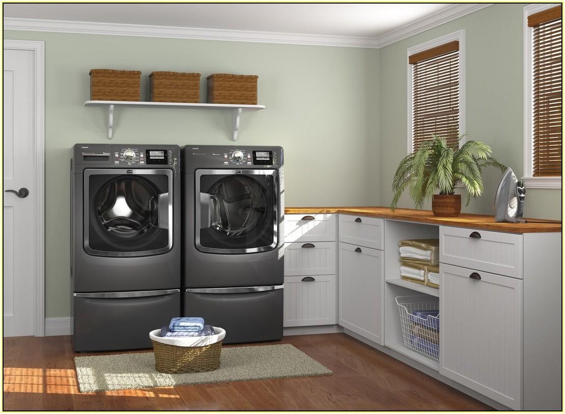 Laundry Room Cabinets IKEA - HomesFeed on Laundry Cabinets  id=39023