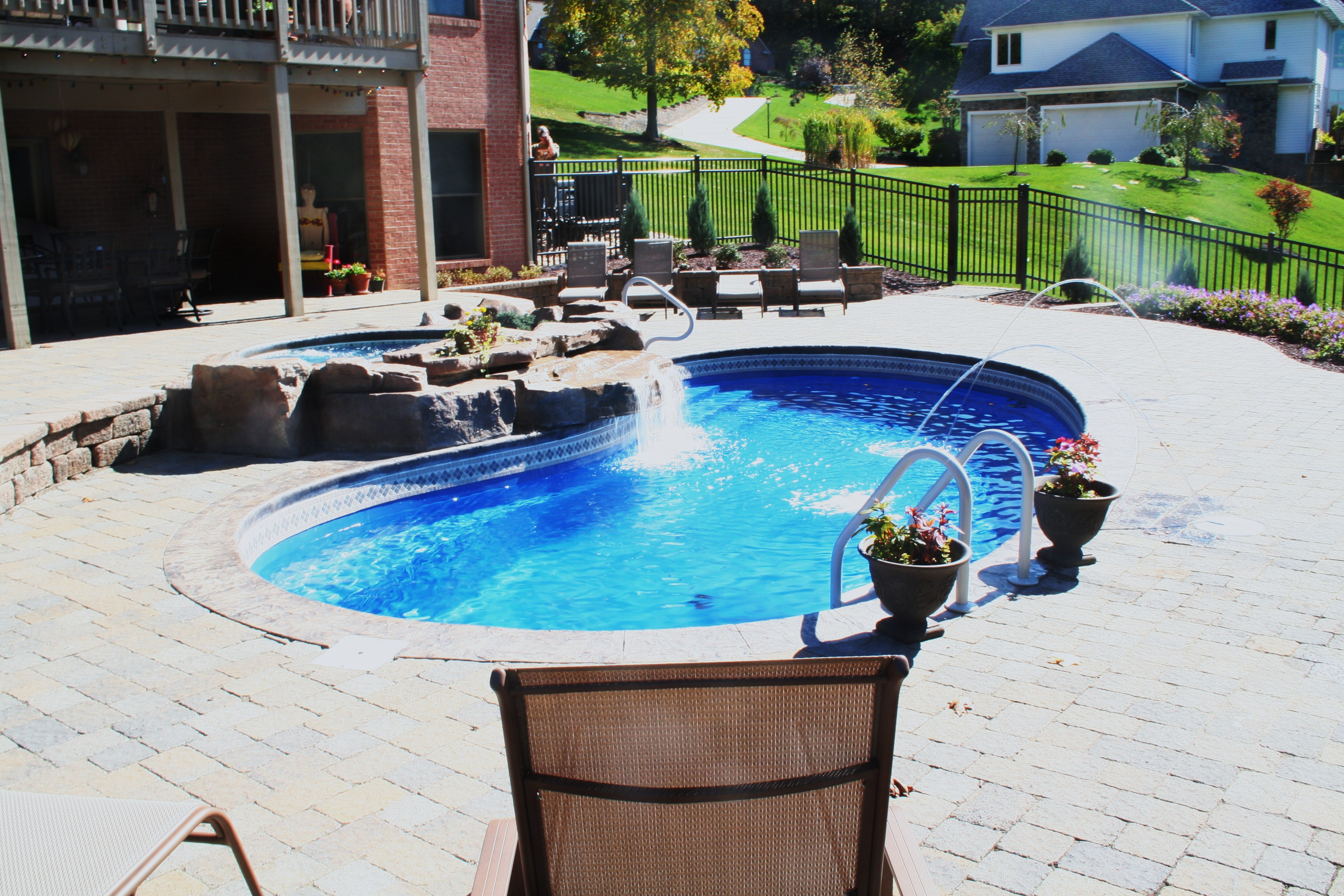 Designing Your Own House Swimming Pool Fibreglass Ideas Homesfeed