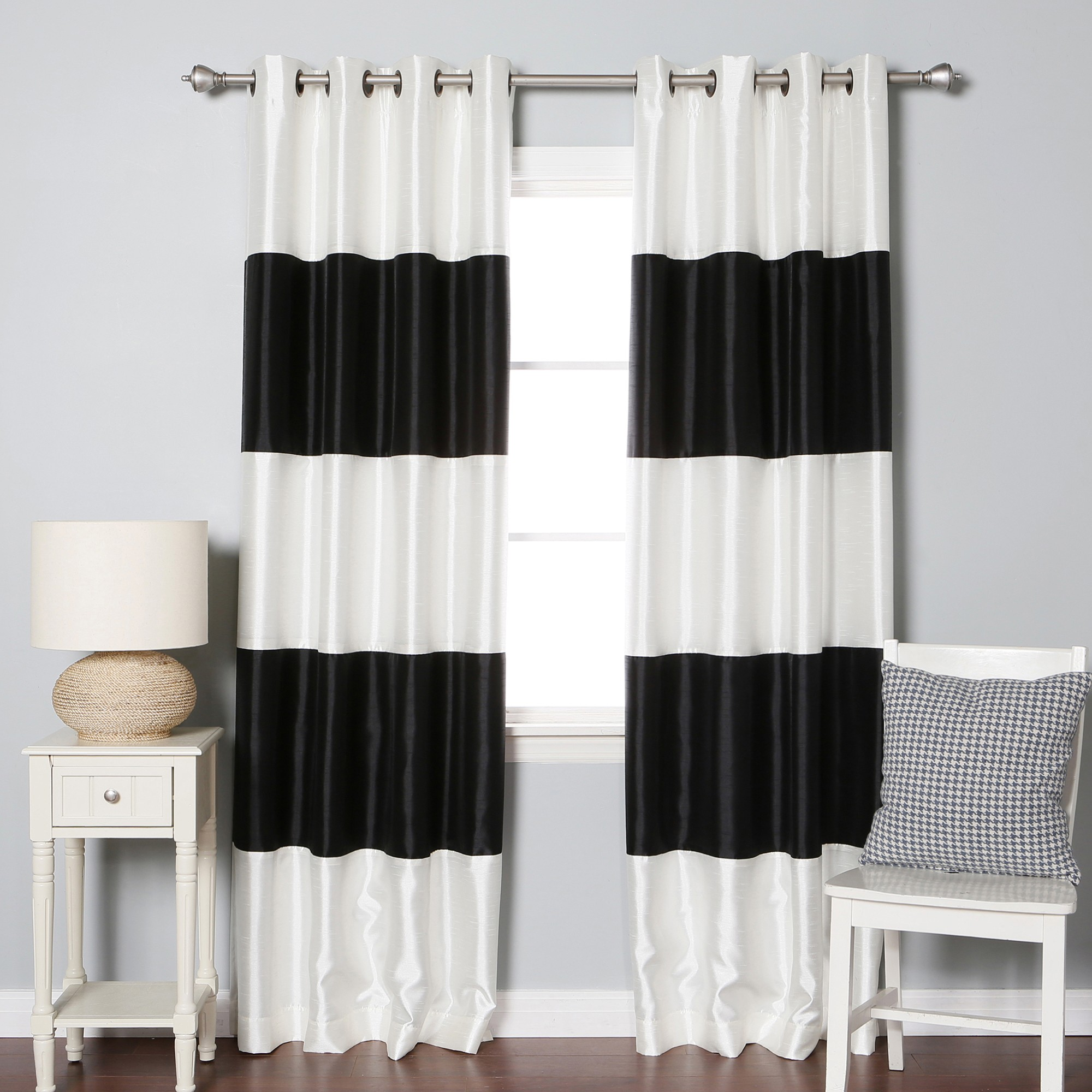 Extra Wide Blackout Curtains Homesfeed
