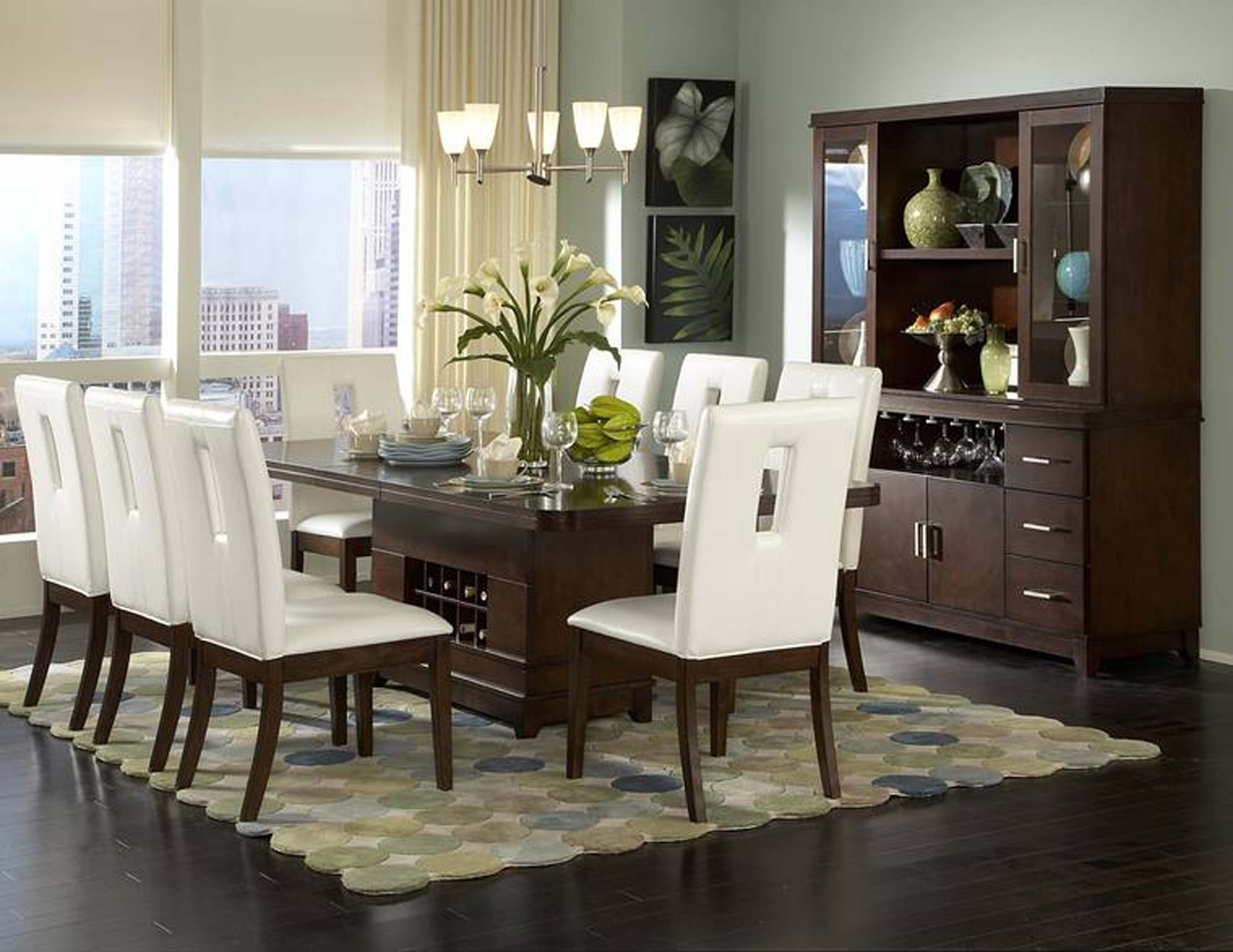 Dining Room Table Seats 12 for Big Family – HomesFeed