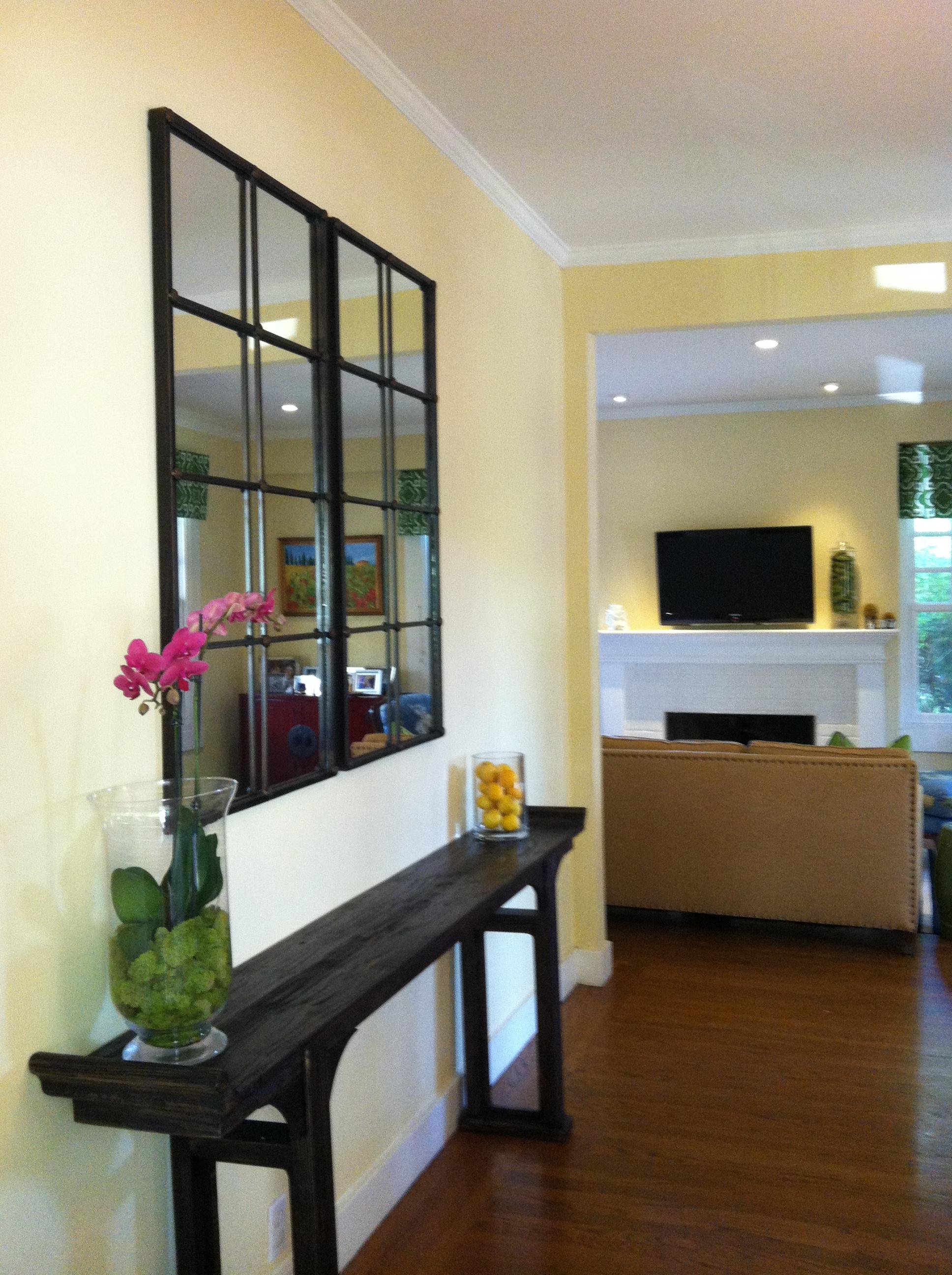 Windowpane Mirrors Ideas - HomesFeed