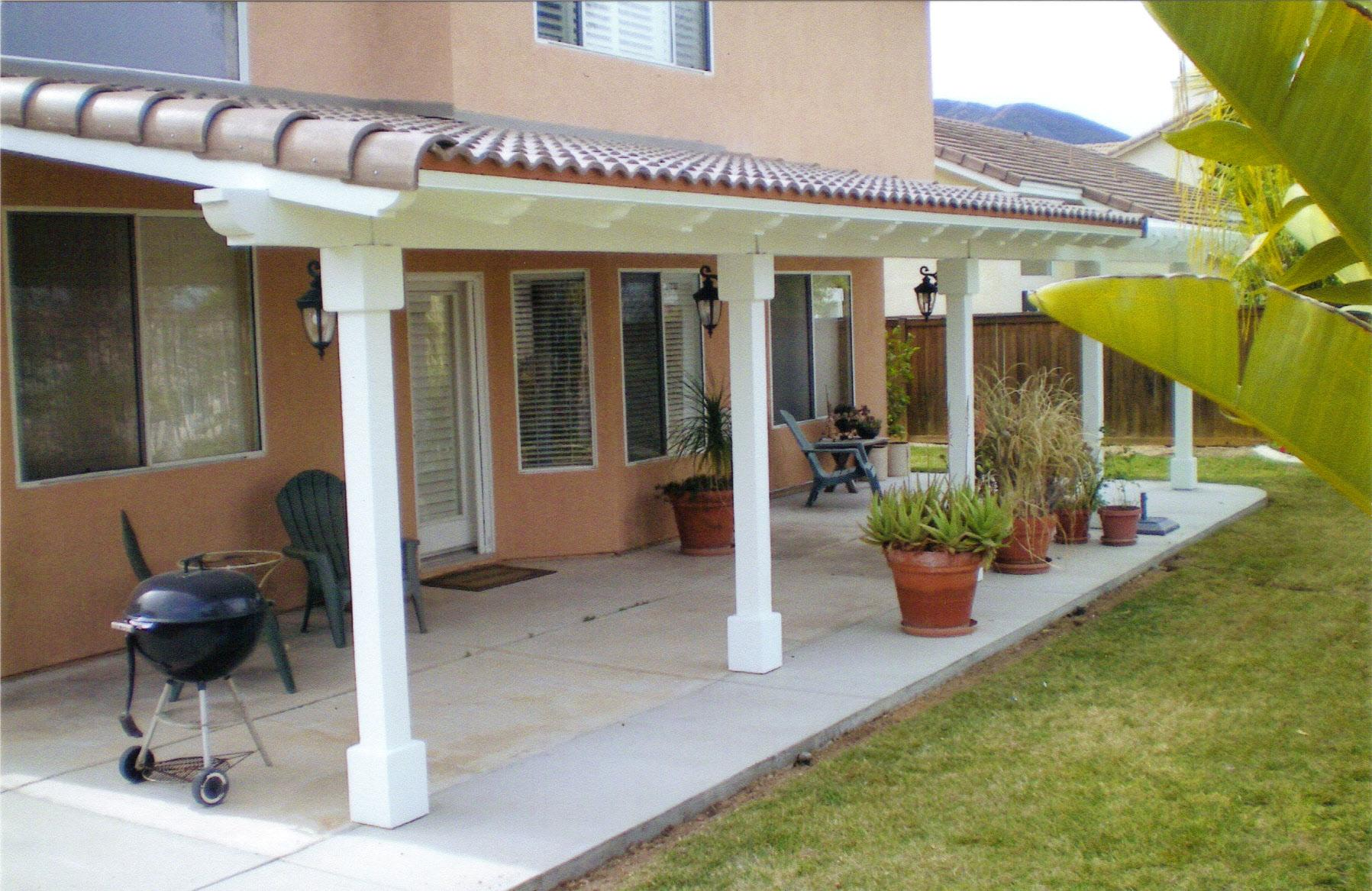 Wooden Patio Covers Design | HomesFeed