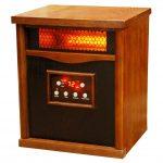 Wooden Room Heater
