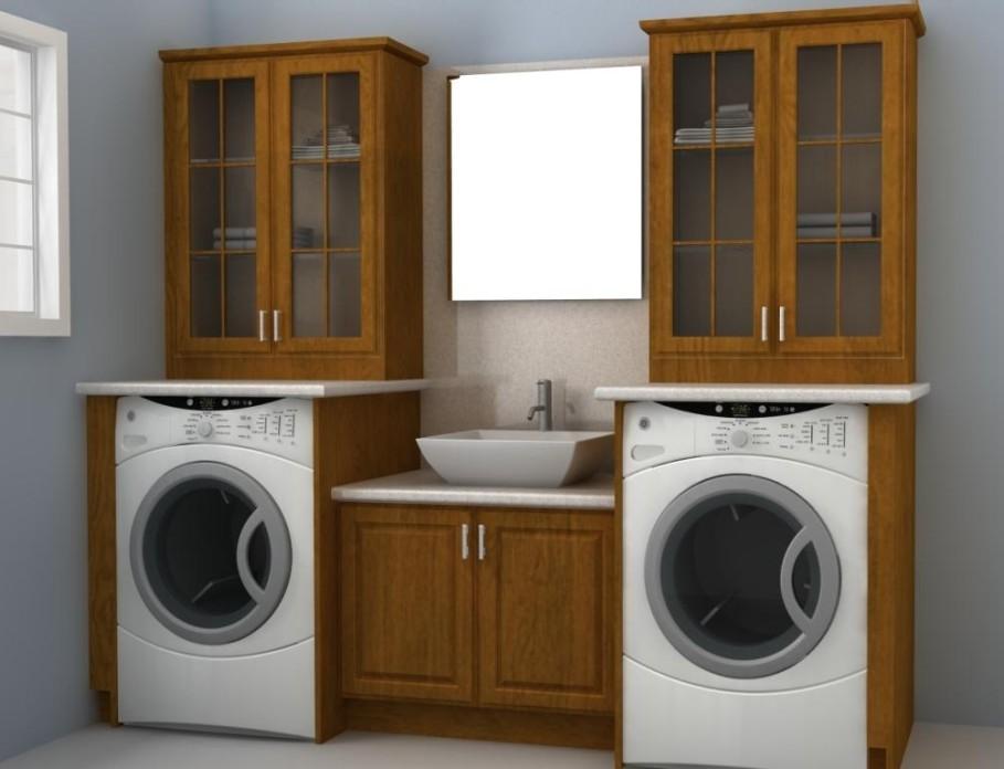 Laundry Room Cabinets IKEA - HomesFeed on Laundry Room Cabinets  id=18986