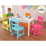 a-new-and-adorable-highlighter-table-and-chair-set-for-kids-perfect-for-playing-games-and-eating-with-composite-wood-and-strudy-construction
