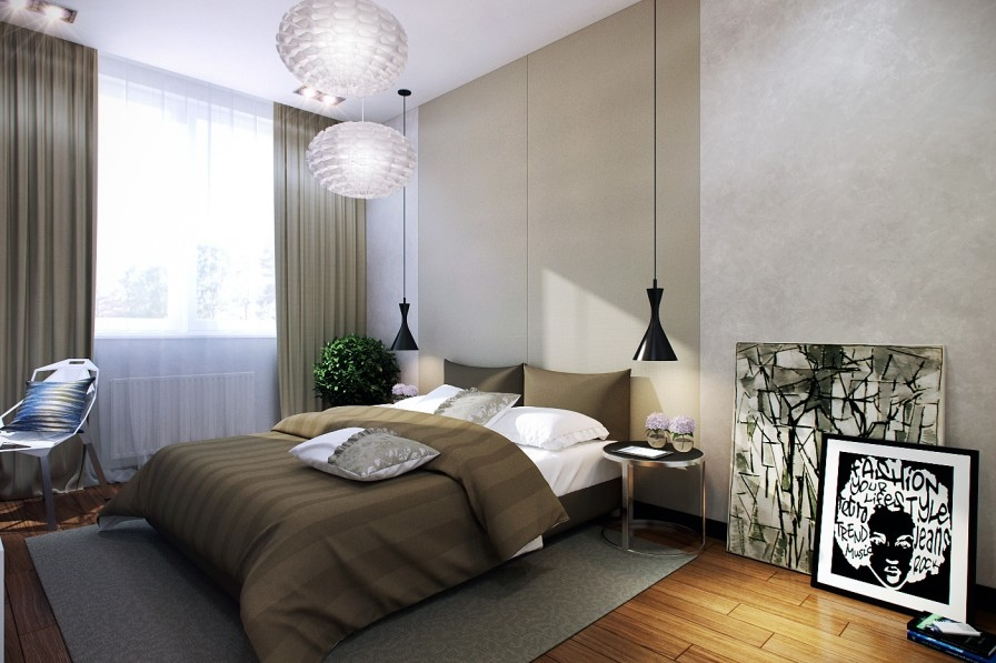 hanging lights for bedrooms proper hanging lights for bedroom homesfeed 15524