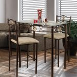 classic-3-Piece-Counter-Height-Pub-Table-Set-Crown-Bistro-by-Hazelwood-home-near-sofa-and-big-indoor-plants-and-wooden-floor