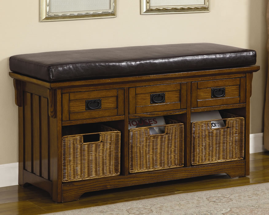 Upholstered Storage Entryway Bench: Let's Decorate Your Home With A Stunning Upholstered Bench
