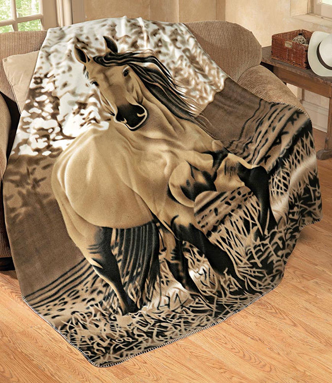 Harry Potter Throw Blanket Warmth From The Fantasy