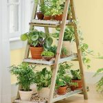 creative-rustic-wooden-ladder-shelf-for-plants-in-the-pots-to-place-it-in-the-corner-of-garden-room-or-living-room
