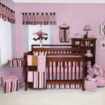 cute-and-sweet-baby-girl-bedroom-with-combination-of-pink-and-brown-color-with-white-floor-and-windows-and-white-teddy-bear
