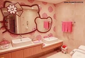 a493cef36 Hello Kitty Wall Mirror for Adorable Rooms | HomesFeed