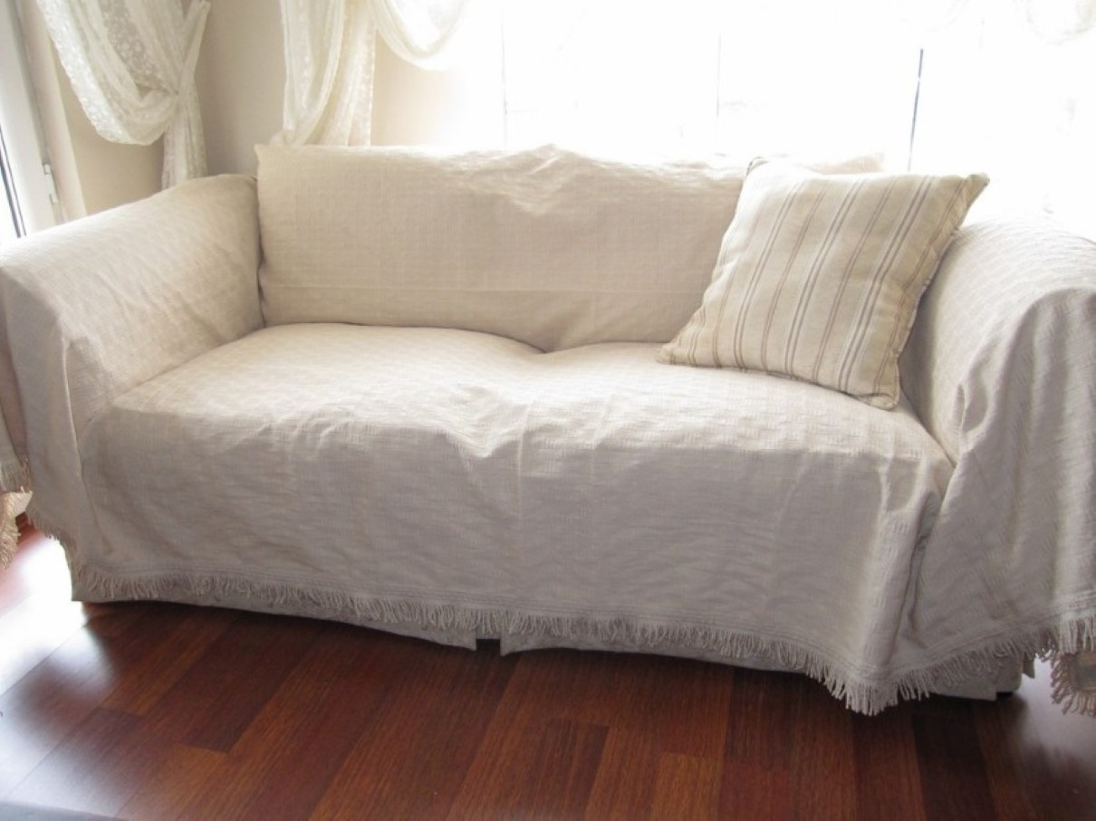 Couch Cover for Sectional - Way to Treat Furniture Wise ...