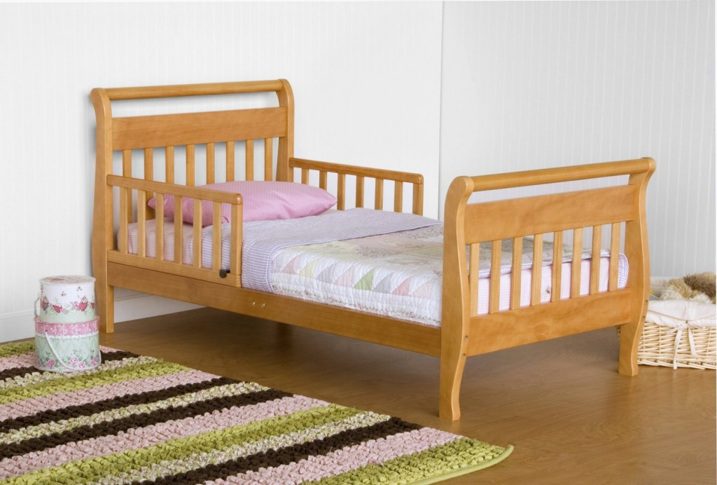 Montessori Twin Size Bed