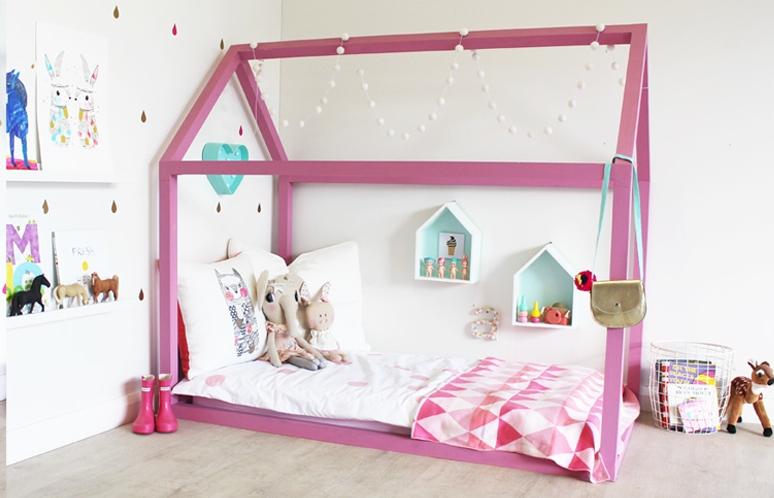 Nice Toddler Floor Beds Homesfeed