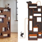 WOHNBLOCK: Reading Cat Cat Tree