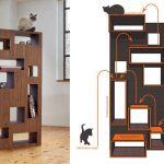 WOHNBLOCK: Reading Cat Cat Tree