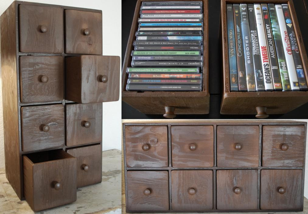 CD Storage Drawers A Lovely To Store Your
