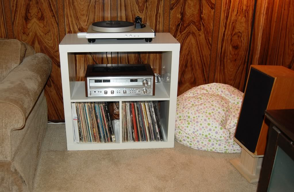 Home with ikea stereo cabinet perfect furniture homesfeed - Mobile hi fi ikea ...