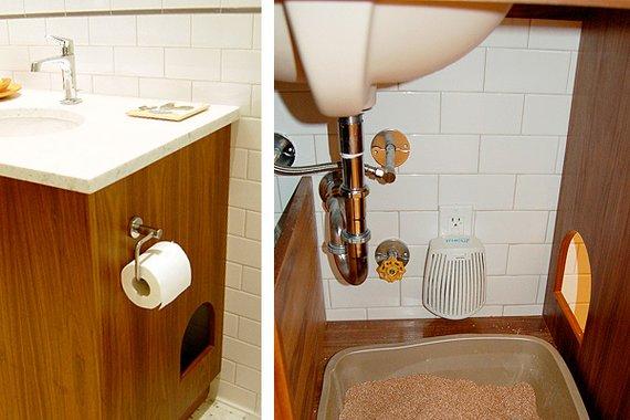 Under Bathroom Sink Organizer For Daily Use Homesfeed
