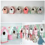 unusual-attractive-stylish-and-noticable-bird-house-key-rack-with-various-patterns-and-colors-with-sweet-touch