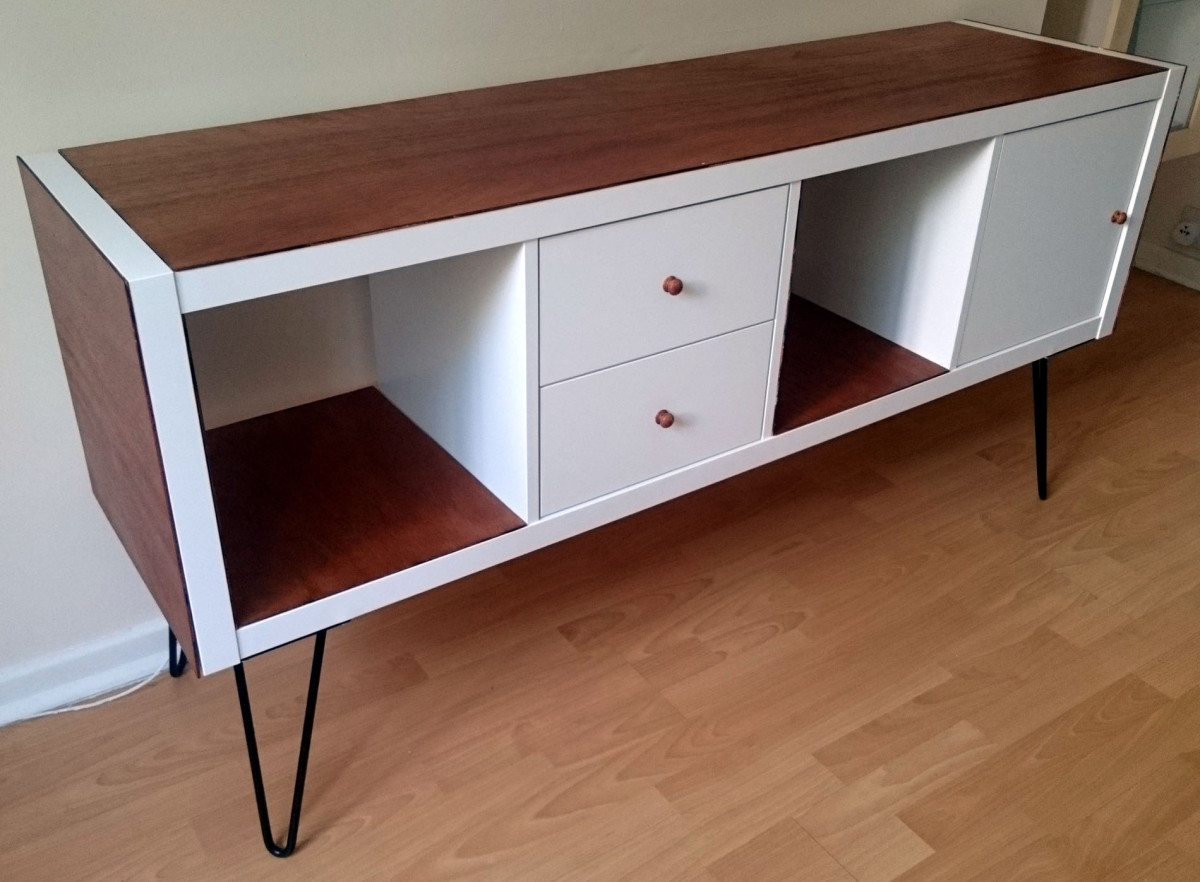 Home with ikea stereo cabinet perfect furniture homesfeed for Perfect furnishings