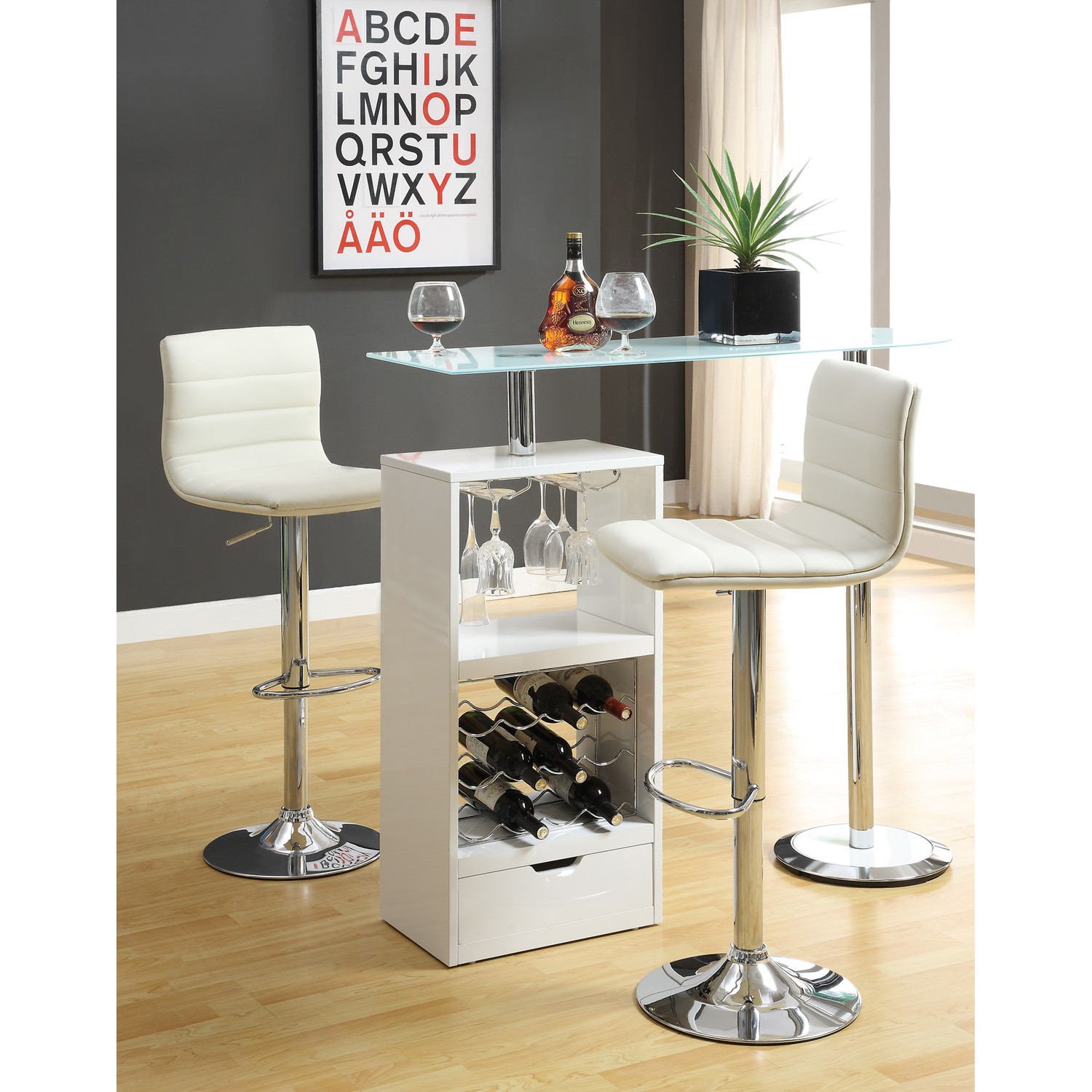from classic and simple to modern style of small pub table