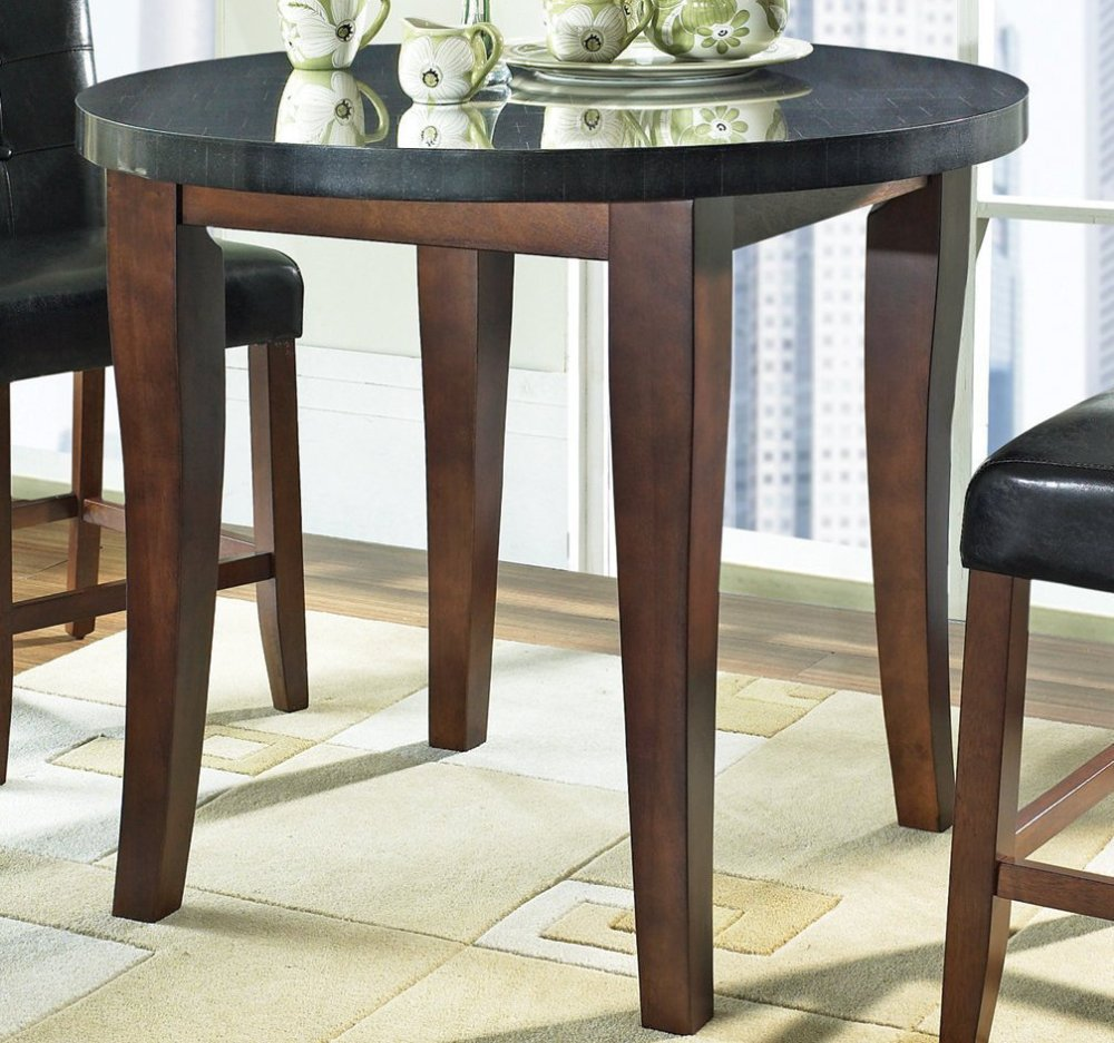 Impressive 40 Round Dining Table Offering An Amusing