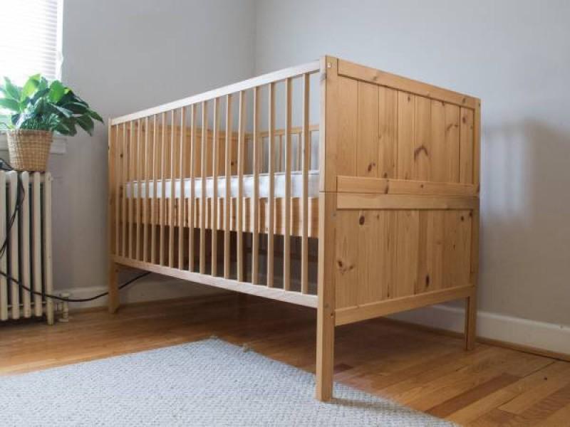 Buying Guide of IKEA Baby Cribs - HomesFeed