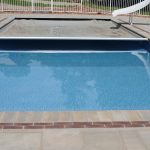 Automatic Swimming Pool With Cover For Safety