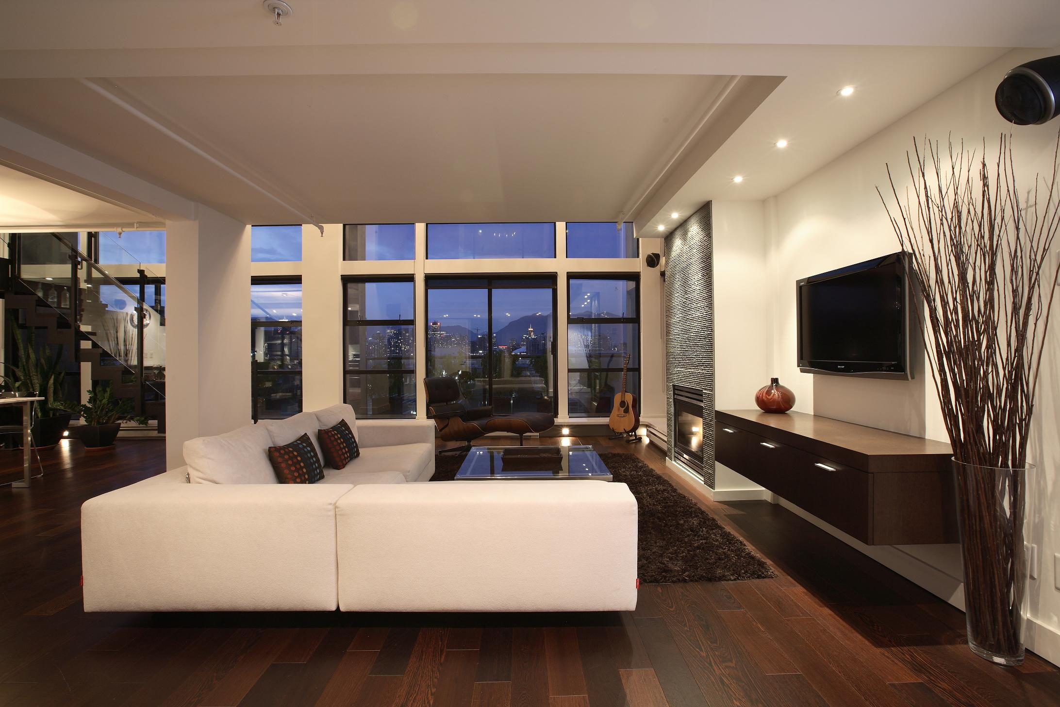 Modern apartment interior design homesfeed - Modern apartment interior design ...