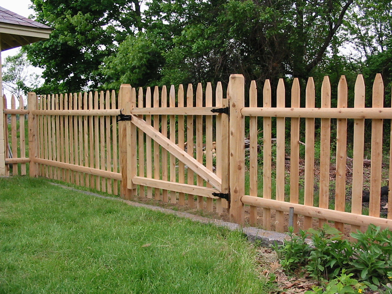 Backyard Fencing Ideas – HomesFeed