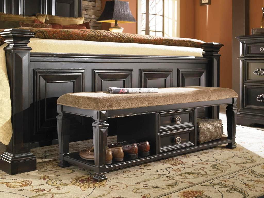 small bench for bedroom bedroom benches with storage ideas homesfeed 17235