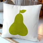 Big Pear Case Of Pillows Design Ideas