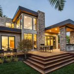 California Stone Design Of Home Architecture Styles