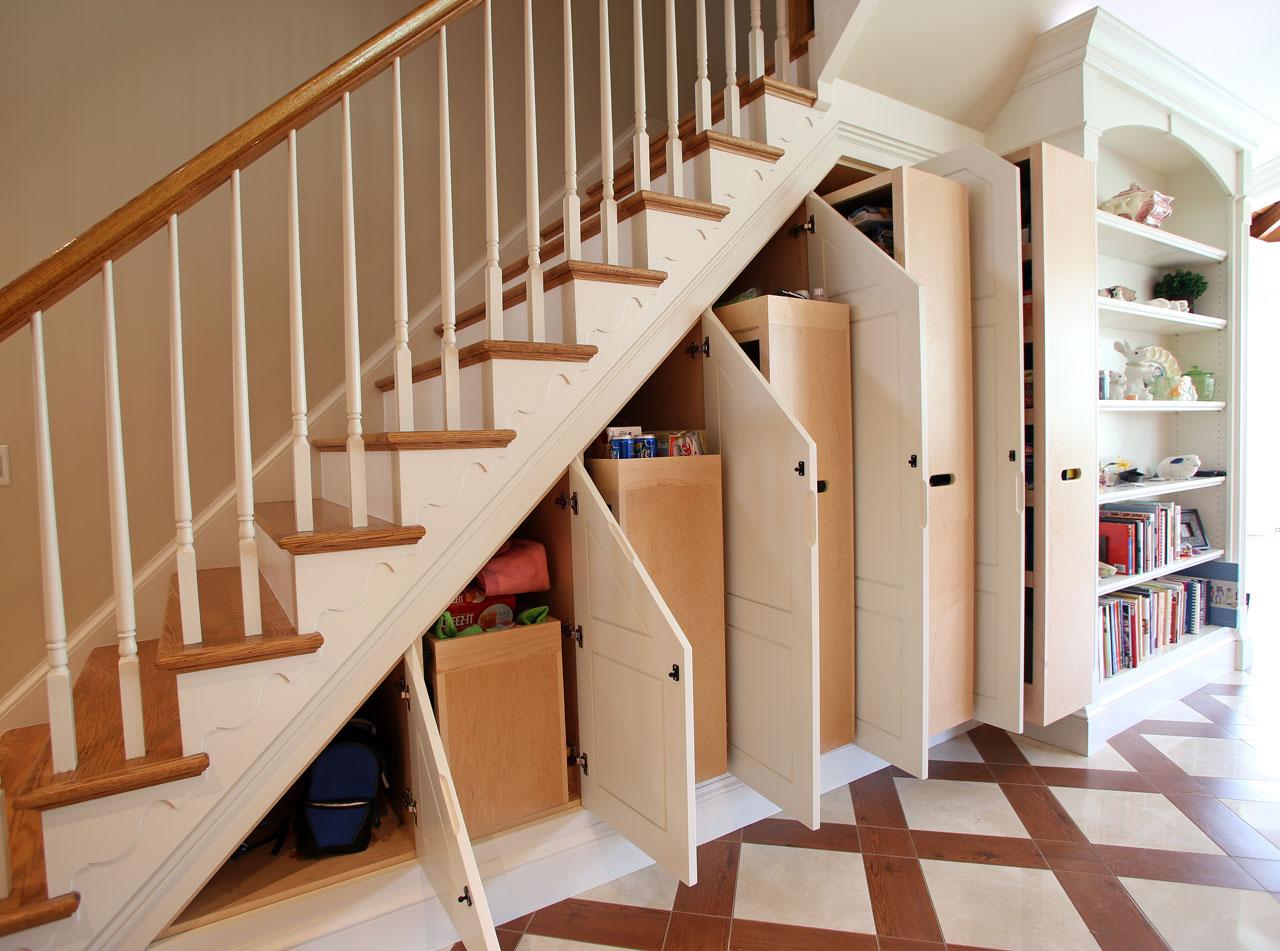 Cupboard Under The Stairs Arrangement Homesfeed
