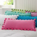 Colorful Color Of Pillows Design Ideas