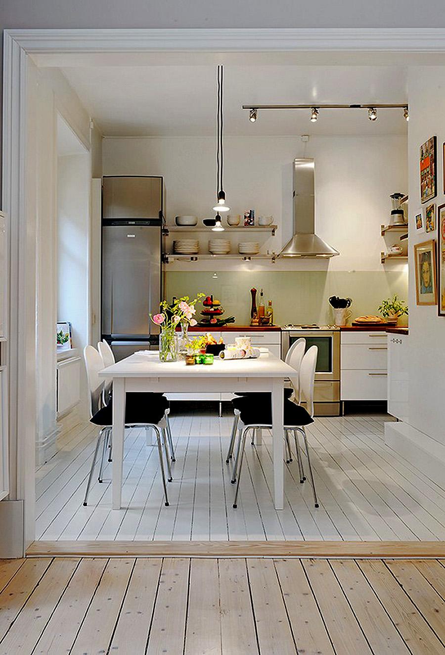 Apartment Kitchen Set - HomesFeed