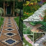 Decorative Garden Footpath Designs
