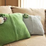Decorative Sofa With Pillows Design Ideas