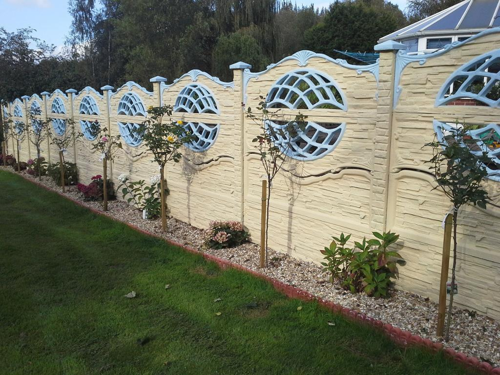 Wall Fence Panels Appliance Homesfeed
